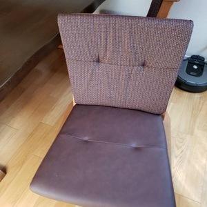 食堂椅子修理(背もたれクッション/座面張替え)
