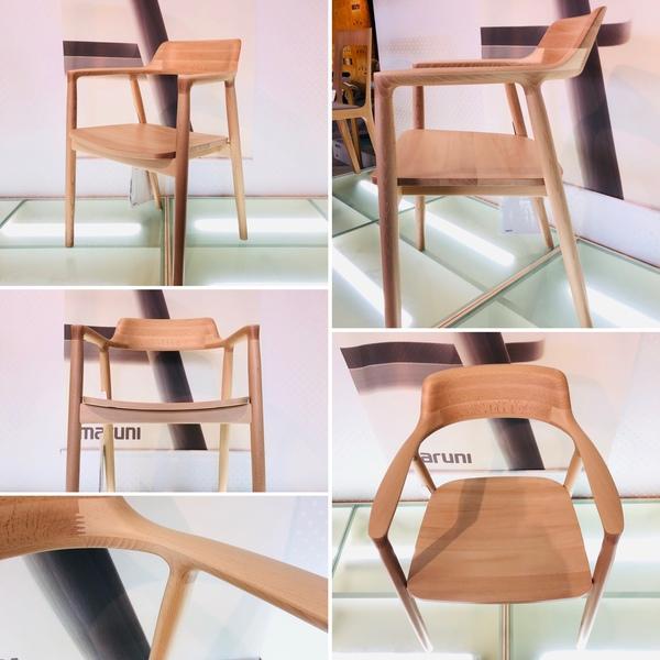 マルニ木工HIROSHIMAアームチェア