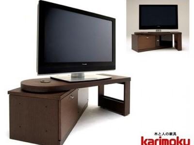 カリモク家具 正規販売店 国産家具 テレビボードQT4326