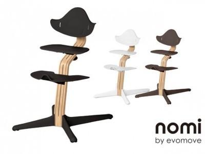 エボムーブ evomove Nomi ノミ・ハイチェア 子ども椅子 2歳以上